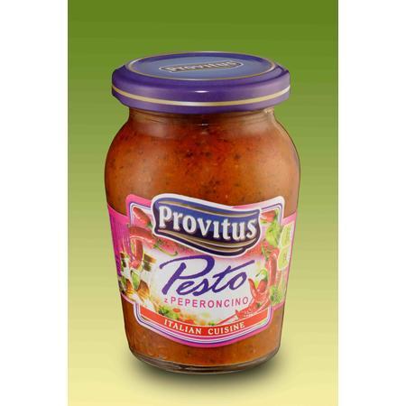 Pesto peperoncino marki Provitus - zdjęcie nr 1 - Bangla