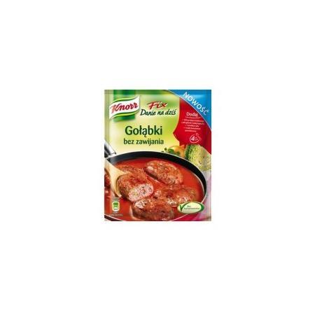 Fix, Gołąbki bez Zawijania marki Knorr - zdjęcie nr 1 - Bangla