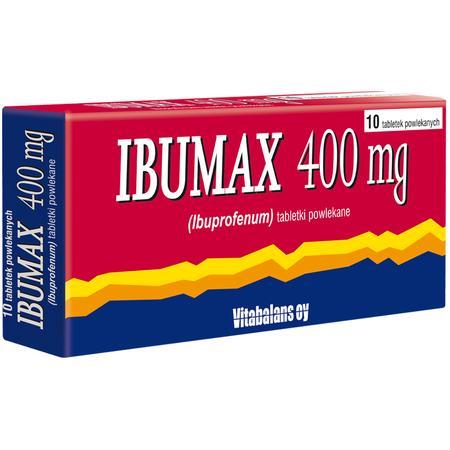 Ibumax 200mg/400 mg marki Vitabalans - zdjęcie nr 1 - Bangla