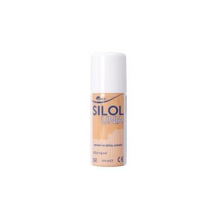 Silol, aerozol na skórę, roztwór marki Unia - zdjęcie nr 1 - Bangla