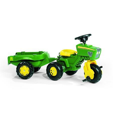 Traktor trójkołowy John Deere, 052769 marki Rolly Toys - zdjęcie nr 1 - Bangla
