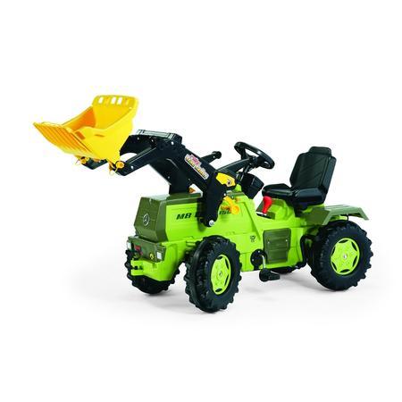 Traktor MB Trac 1500 z biegami i ładowaczem, 046690 marki Rolly Toys - zdjęcie nr 1 - Bangla