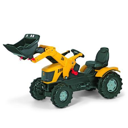 Traktor JCB Farmtrac 8250 z ładowaczem, 611003 marki Rolly Toys - zdjęcie nr 1 - Bangla