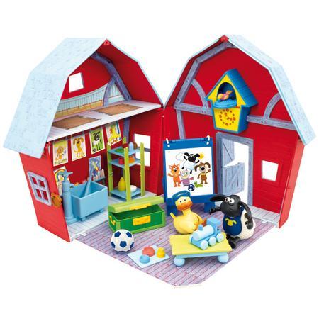 Nursery School Playset, Zestaw edukacyjny przedszkole z figurką Timm'ego, 21719 marki Timmy Time - zdjęcie nr 1 - Bangla