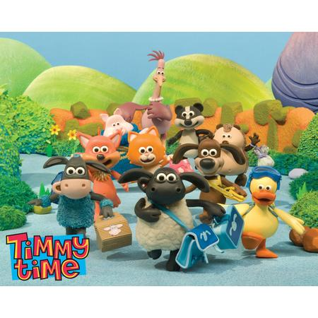 Timmy Time serial animowany marki Aardman Animations - zdjęcie nr 1 - Bangla