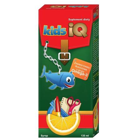 Kids IQ syrop marki Hasco-Lek - zdjęcie nr 1 - Bangla