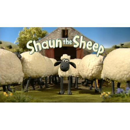 Baranek Shaun (Shaun the sheep) serial animowany marki Aardman Animations - zdjęcie nr 1 - Bangla