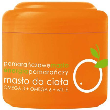 Pomarańczowe masło, energia pomarańczy, Masło do ciała marki Ziaja - zdjęcie nr 1 - Bangla