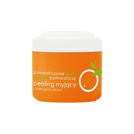 Pomarańczowe masło, energia pomarańczy, Peeling myjący z mikrogranulkami marki Ziaja - zdjęcie nr 1 - Bangla