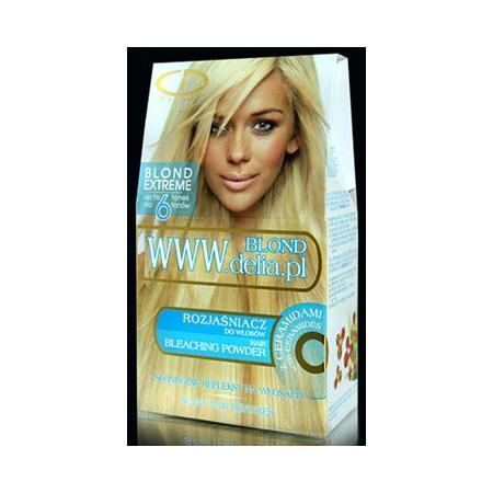 Blond Extreme, Rozjaśniacz do włosów www.delia.pl marki Delia Cosmetics - zdjęcie nr 1 - Bangla