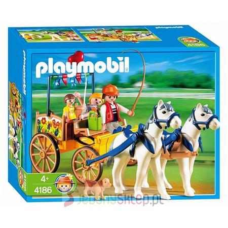 Powóz Konny 4186 marki Playmobil - zdjęcie nr 1 - Bangla