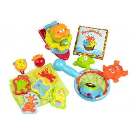 Mega zestaw zabawek kąpielowych marki Babymoov - zdjęcie nr 1 - Bangla