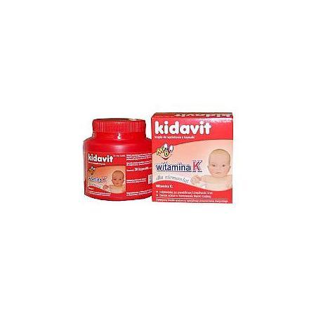 Mio Bio Kidavit Witamina K dla niemowląt marki S-Lab - zdjęcie nr 1 - Bangla