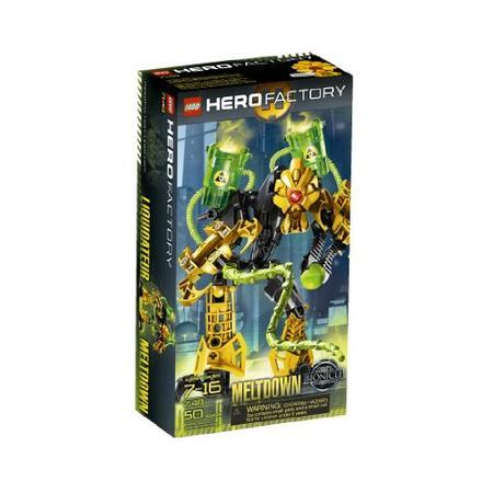 Hero Factory, Meltdown, 7148 marki Lego - zdjęcie nr 1 - Bangla