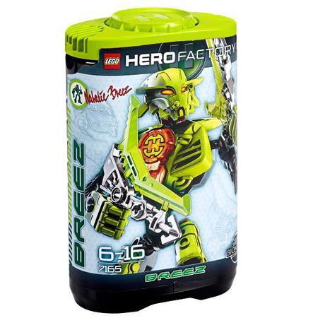 Hero Factory, Natalie Breez, 7165 marki Lego - zdjęcie nr 1 - Bangla