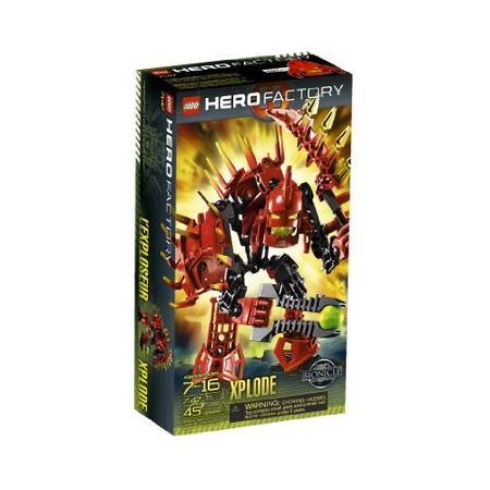 Hero Factory, Xplode, 7147 marki Lego - zdjęcie nr 1 - Bangla