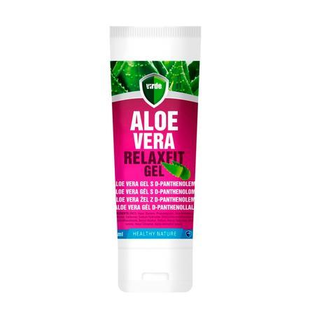 Aloe Vera Relaxfit Gel, aloesowy żel z d-pantenolem marki Virde - zdjęcie nr 1 - Bangla