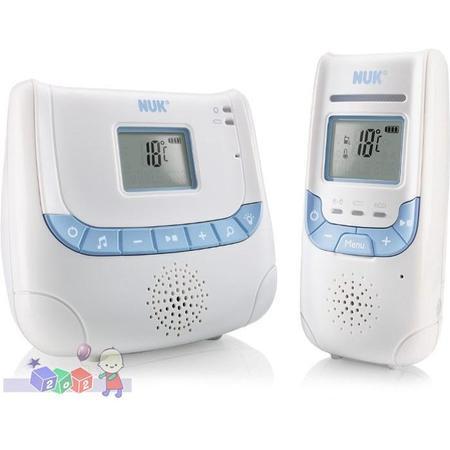 Eco Control Plus, elektroniczna niania marki Nuk - zdjęcie nr 1 - Bangla