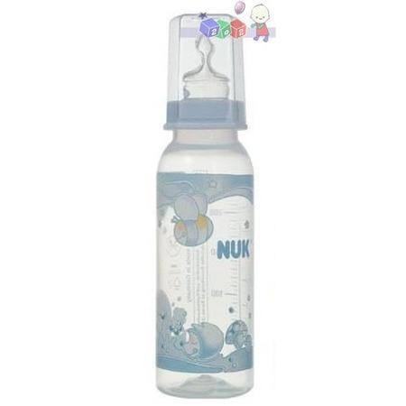 Butelka z polipropylenu PP marki Nuk - zdjęcie nr 1 - Bangla