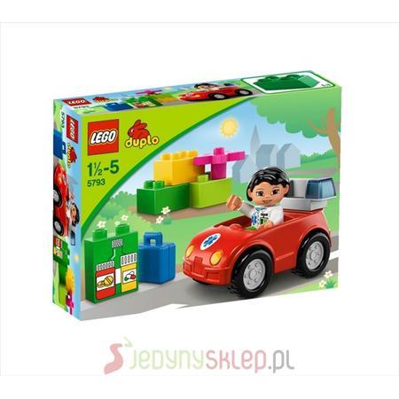 Duplo Samochód pielęgniarki 5793 marki Lego - zdjęcie nr 1 - Bangla