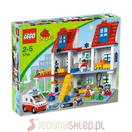 Duplo Szpital Miejski 5795 marki Lego - zdjęcie nr 1 - Bangla