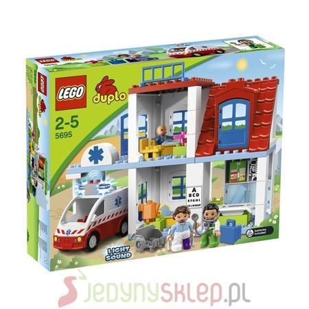 Duplo Klinika 5695 marki Lego - zdjęcie nr 1 - Bangla