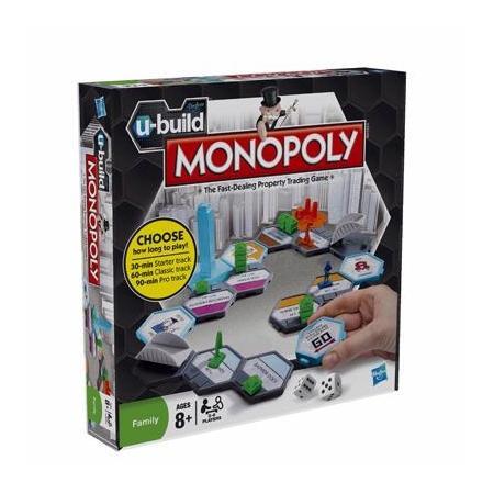 Monopoly, U-Build 18361 marki Hasbro - zdjęcie nr 1 - Bangla