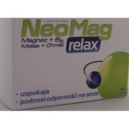 NeoMag Relax marki Aflofarm - zdjęcie nr 1 - Bangla