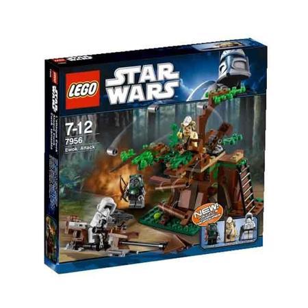 Star Wars Epizod 4-6 Ewok Attack 7956 marki Lego - zdjęcie nr 1 - Bangla