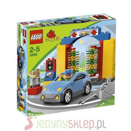 Duplo Myjnia Samochodowa 5696 marki Lego - zdjęcie nr 1 - Bangla