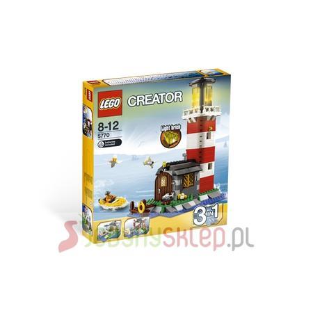 Creator Wyspa Z Latarnią Morską 5770 marki Lego - zdjęcie nr 1 - Bangla