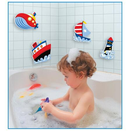 Naklejki łazienkowe marki Sticker Boo - zdjęcie nr 1 - Bangla