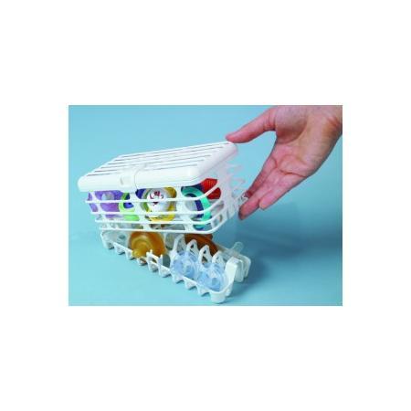 Pojemnik na smoczki do zmywarek Infant Dishwasher Basket 1500 marki Prince Lionheart - zdjęcie nr 1 - Bangla