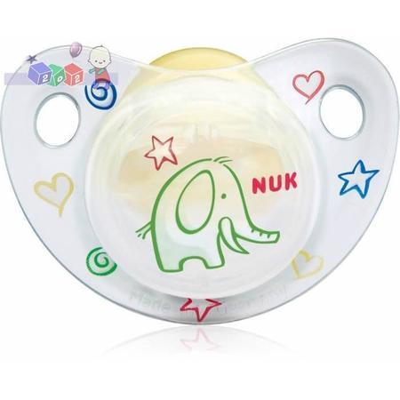 Adore, Lateksowy smoczek uspokajający marki Nuk - zdjęcie nr 1 - Bangla