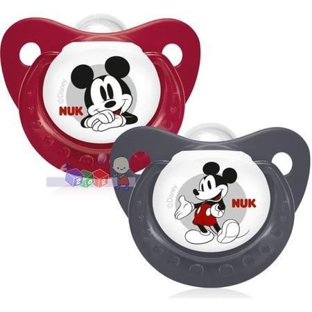 Disney, Silikonowy smoczek uspokajający marki Nuk - zdjęcie nr 1 - Bangla