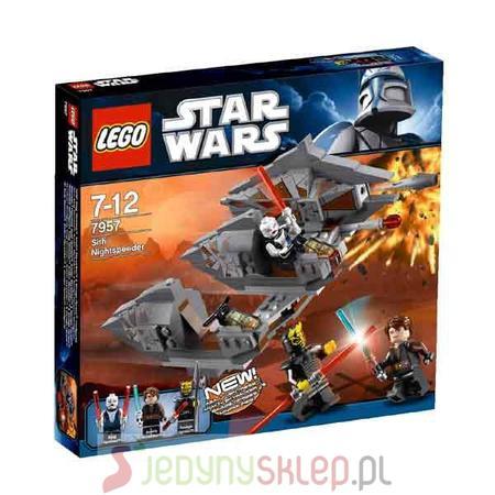 Star Wars Dathomir Speeder 7957 marki Lego - zdjęcie nr 1 - Bangla