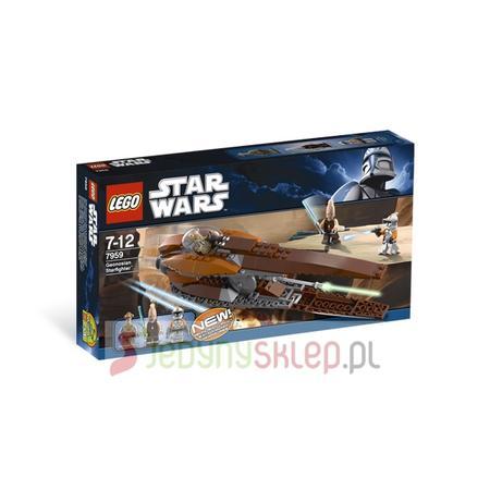 Star Wars Geonosian Starfighter 7959 marki Lego - zdjęcie nr 1 - Bangla