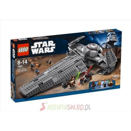 Star Wars Maul's Sith Infiltrat 7961 marki Lego - zdjęcie nr 1 - Bangla