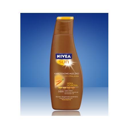 Sun, Karotenowe mleczko do opalania SPF6 marki Nivea - zdjęcie nr 1 - Bangla