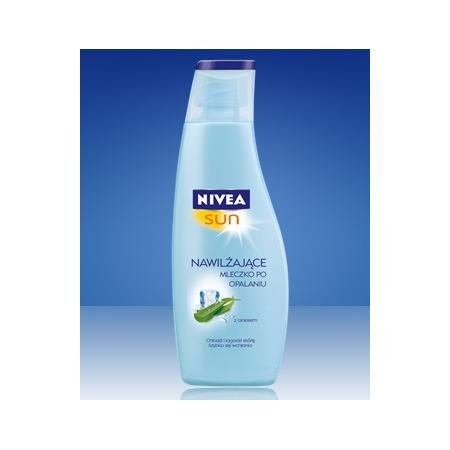 Sun, Nawilżające mleczko po opalaniu z aloesem marki Nivea - zdjęcie nr 1 - Bangla