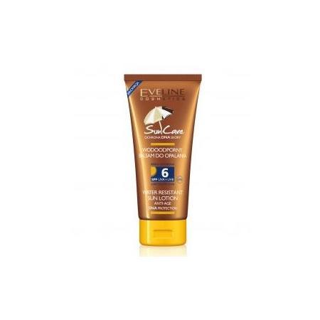 Sun Care, Wodoodporny balsam do opalania SPF 6 marki Eveline Cosmetics - zdjęcie nr 1 - Bangla