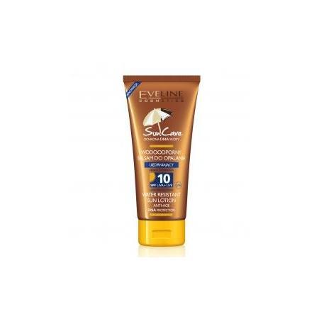 Sun Care, Wodoodporny balsam do opalania SPF 10 Ujędrniający marki Eveline Cosmetics - zdjęcie nr 1 - Bangla