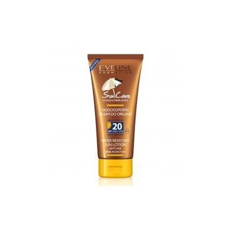 Sun Care, Wodoodporny balsam do opalania SPF 20 marki Eveline Cosmetics - zdjęcie nr 1 - Bangla