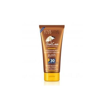 Sun Care, Wodoodporny balsam do opalania SPF 30 Family marki Eveline Cosmetics - zdjęcie nr 1 - Bangla