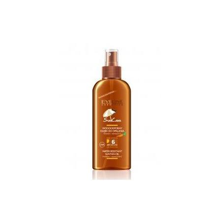 Sun Care, Wodoodporny Olejek do opalania SPF6, SPF10 marki Eveline Cosmetics - zdjęcie nr 1 - Bangla