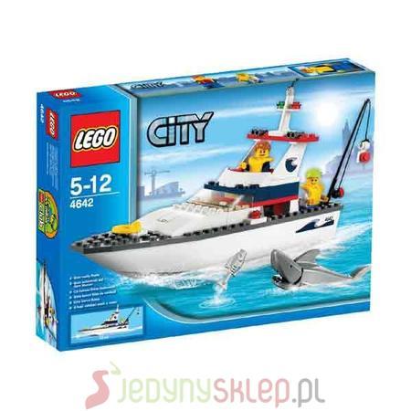 City Jacht Motorowy 4642 marki Lego - zdjęcie nr 1 - Bangla