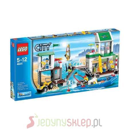 City Marina 4644 marki Lego - zdjęcie nr 1 - Bangla