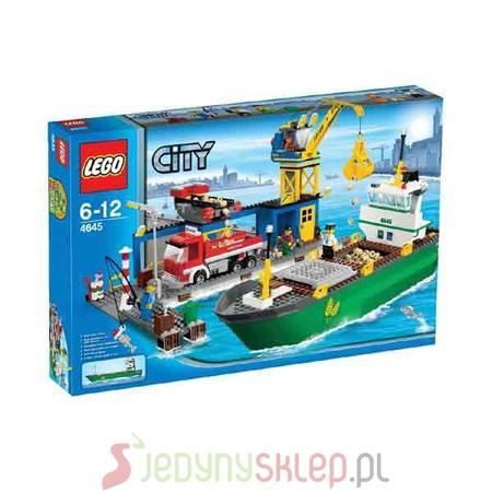 City Port 4645 marki Lego - zdjęcie nr 1 - Bangla