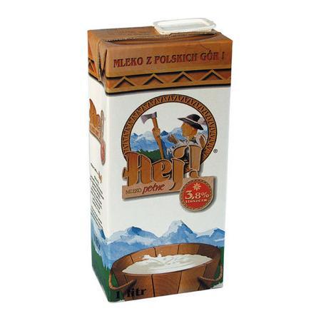 Hej, mleko UHT marki OSM Radomsko - zdjęcie nr 1 - Bangla