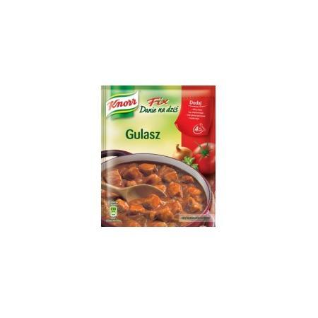 Fix, Gulasz marki Knorr - zdjęcie nr 1 - Bangla